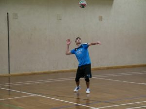 Nasir Moradi BSC Volleys